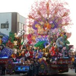 久慈秋祭りの山車
